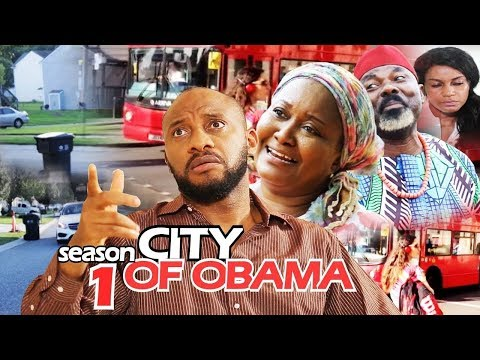 CITY OF OBAMA - Latest 2017/2018 Nigerian Movies/African Nollywood Movies -