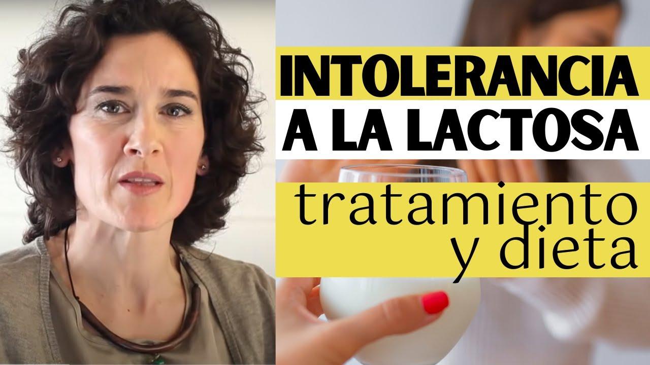 vídeo sobre la intolerancia a la lactosa