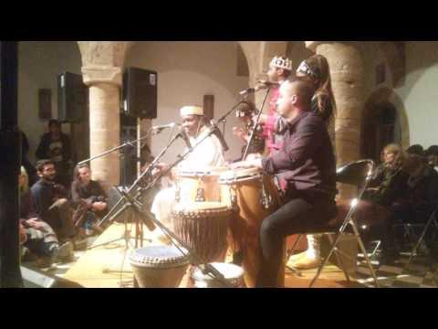 MAALAM Mokhtar Guinia – DOKR WALINA @ Soirée D'Essaouira