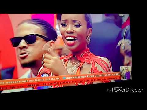 bbn housemates dance to one conner  HD