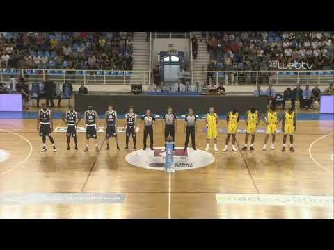ΚΟΛΟΣΣΟΣ – ΛΑΥΡΙΟ | Basket League | 12/10/2019 | ΕΡΤ