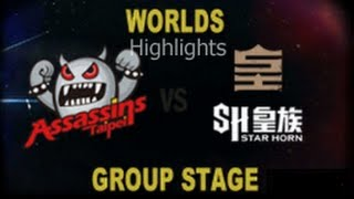 For more LoL Highlights for you, please Like and Subscribe. LOL Highlights World Championship 2014 Playlist http://goo.gl/lyFTi6 TPA vs SHR Taipei Assassins ...
