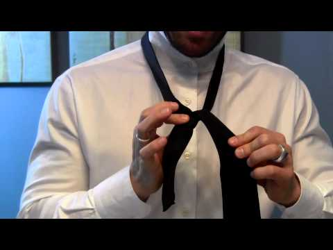 How to Tie a Tie 3 Ways: Four In Hand, Nicky Knot, Full Windsor Knot Plus Dimple Tutorial