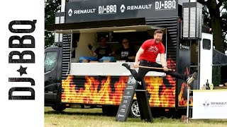 ALL NEW DJ BBQ FOODTRUCK by DJ BBQ