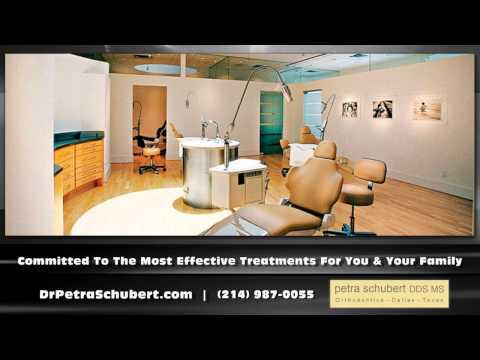Orthodontist Dallas Texas - Dr Petra Schubert