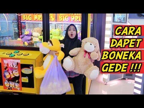Download Video CARA GAMPANG CAPIT BONEKA DI TIMEZONE YANG GEDE - Ria Ricis