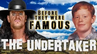 Video THE UNDERTAKER - Before They Were Famous - Mark Calaway MP3, 3GP, MP4, WEBM, AVI, FLV Maret 2018