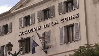 Keep up-to-date with the latest news, subscribe here: http://bit.ly/AFP-subscribe Corsica's education board is filing a lawsuit after two teachers received threats ...
