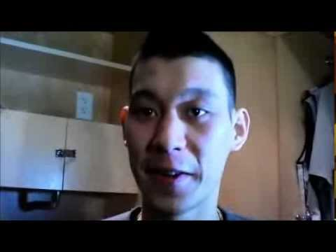 Jeremy Lin after Rockets win over Lakers 12/4/2012