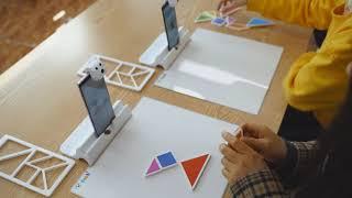 video thumbnail AR TANGRAM AR Education Toy App Compatible Develop Infant Brain Korea youtube