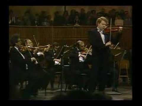 Shlomo Mintz Mendelssohn violin concerto in E Minor 1st m't - YouTube