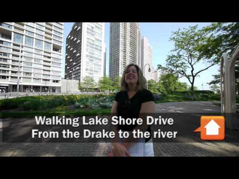 From the Drake to the river: a walk down Lake Shore Drive