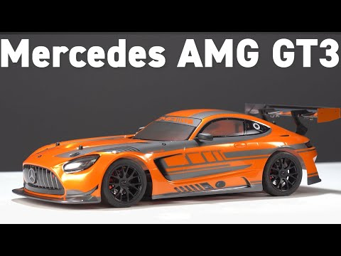 Reviewing the 2020 Mercedes AMG GT3 Kyosho Fazer Mk2 (& 3S conversion)