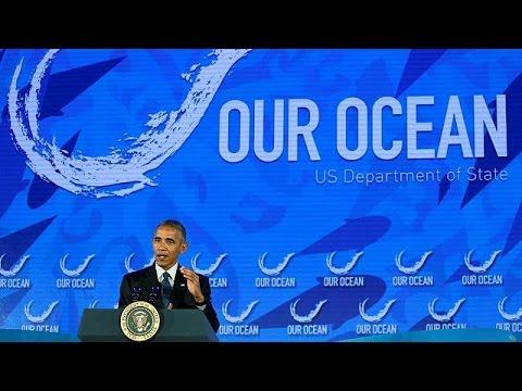 ΗΠΑ: Παγκόσμια εκστρατεία για τη δημιουργία θαλάσσιων «ιερών»προστασίας της υδάτινης ζωής