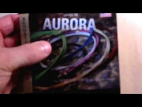 Aurora Colored Guitar Strings