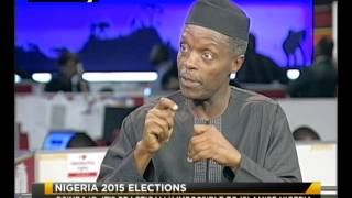 Interview With Nigeria's APC VP Elect  Yemi Osinbajo