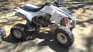 5. Today's Buy from Craigslist - Honda 2008 TRX 450ER
