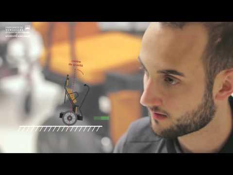 Double récompense pour le Gyrolift aux rencontres universités-entreprises