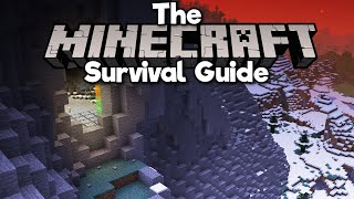 Starting A Secret Mountain Base! • The Minecraft Survival Guide (Tutorial Let's Play) [Part 293]