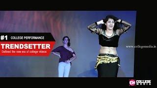Super Girls Face off Battle | Rendezvous 2015 | IIT Delhi