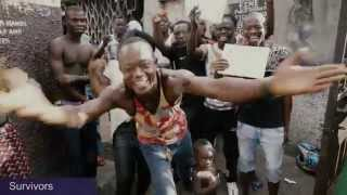 Sierra Leone celebrates the end of the Ebola outbreak. Music by Block Jones ft Freetown Uncut.