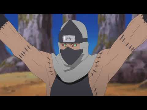 Kakashi vs Kakuzu full fight (Naruto sub indonesia)