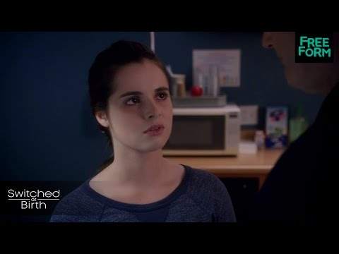 Switched at Birth 3.16 (Clip 'Bay's News')