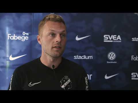 AIK Play: Sebastian Larsson inför IFK Norrköping hemma