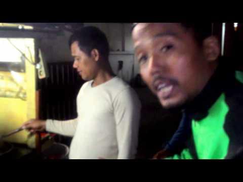 Indonesian Street food - Pempek Palembang (видео)