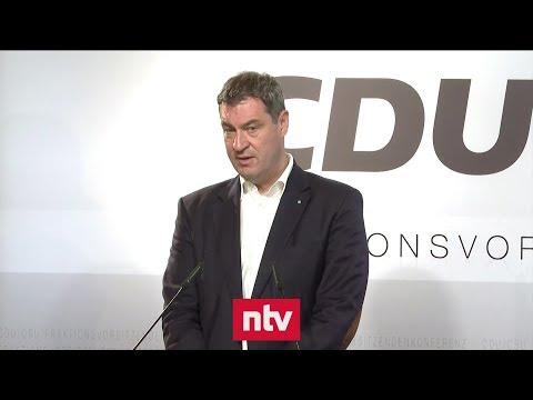 Union: CDU und CSU wollen Groko-Aus vermeiden | n-tv