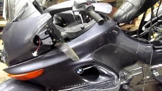 7. 99 K1200 LT BMW Bagger