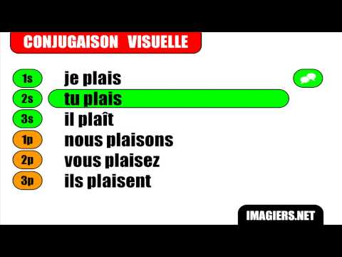 Plaire Faire Plaisir French Learning Materials
