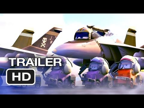 Planes Official Trailer #1 (2013) – Dane Cook Disney Animated Movie HD