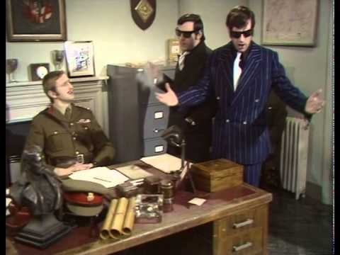 Monty Python Army Protection Racket