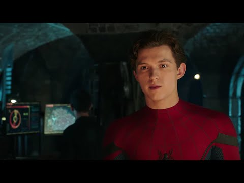 Spider-Man  Far From Home Trailer #2