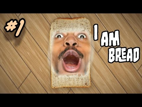 RAGE GAME!!11!! | I Am Bread [1]