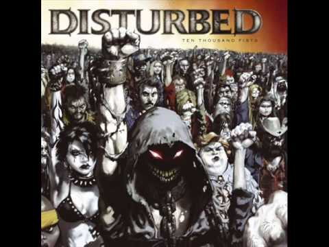 Disturbed - Decadence Drums (видео)