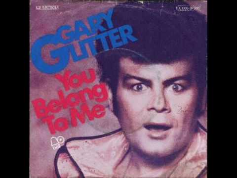 Tekst piosenki Gary Glitter - You Belong To Me po polsku