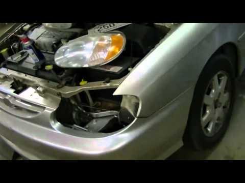 Kia body repair part 2.