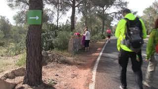 4daagse van Mallorca dag 3