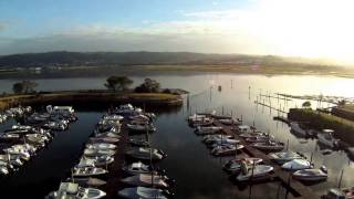 Knysna South Africa  city pictures gallery : Aerial Video - Knysna South Africa (December 2013)