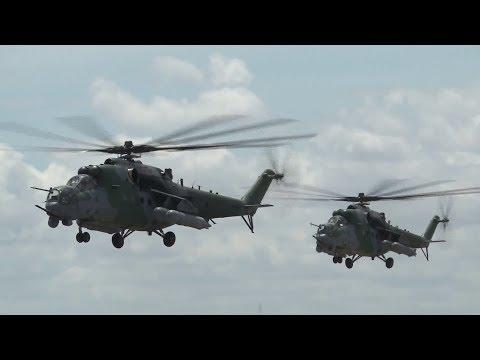 Conheça o Helicóptero de Ataque...