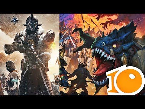 10 самых ожидаемых игр сентября 2017 | PERFECT 10 (видео)