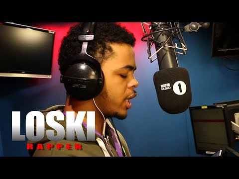 Loski – Fire In The Booth pt1