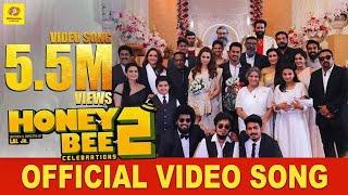 Video JILLAM JILLALA | HONEYBEE 2 Celebrations Official Video Song | Asif Ali | Balu | Bhasi | Bhavana | MP3, 3GP, MP4, WEBM, AVI, FLV Juli 2018