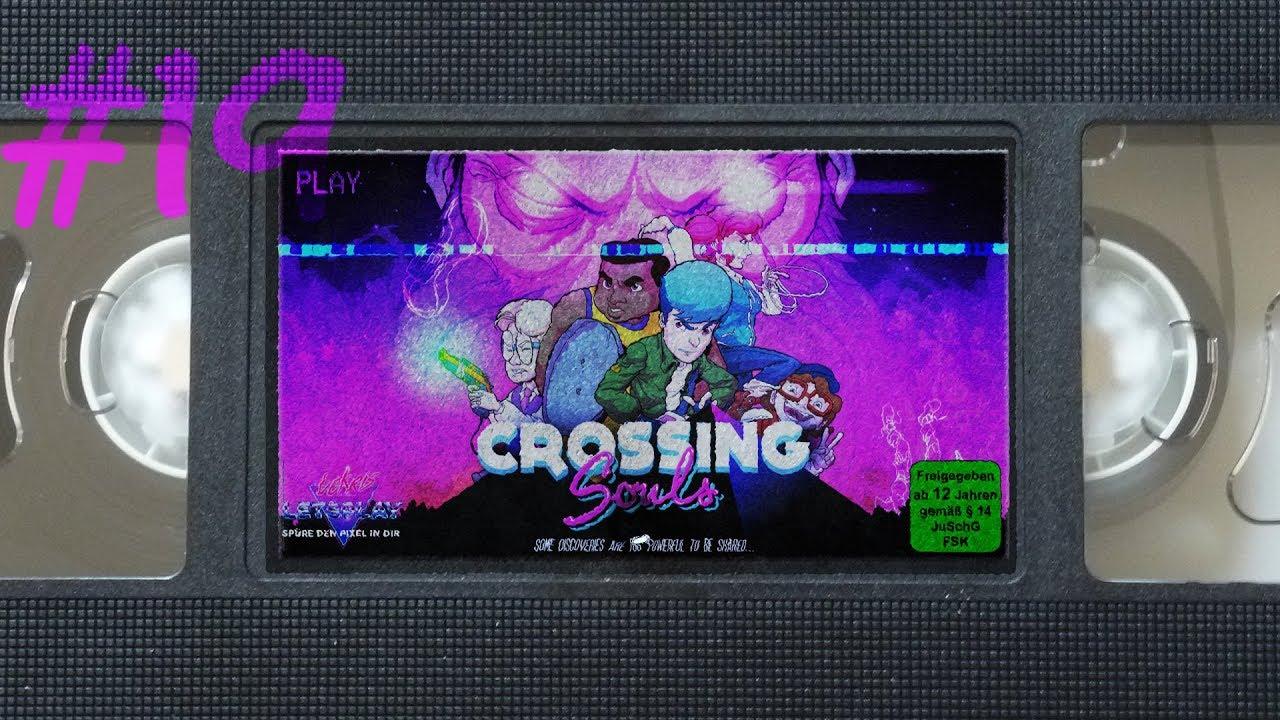 19 - Das Zeitreise-Rätsel - Let's Play Crossing Souls