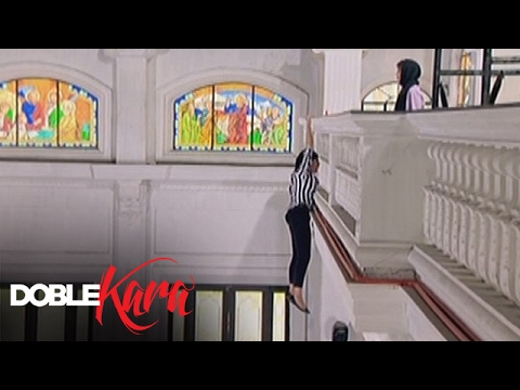 Doble Kara: Alex Pushes Kara