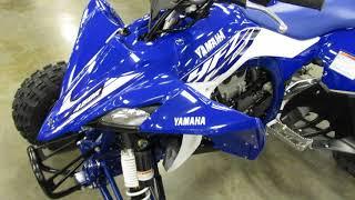 10. Romney Cycles 2018 Yamaha YFZ450R