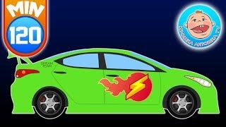 Video Мультики про Машинки - Рабочие машины в городе - Сборник для детей MP3, 3GP, MP4, WEBM, AVI, FLV Agustus 2018