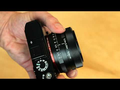 SONY RX1 Hands On Preview
